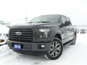 2016 Ford F-150 XLT 5.0L V8 REVERSE CAMERA HEATED SEATS
