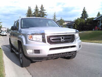 2009 Honda Ridgeline 4WD truck in great condition