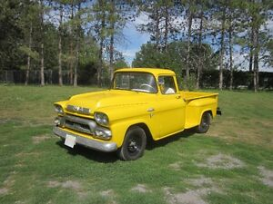 Super rare fully factory optioned 1959 GMC 100