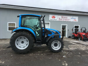 New Landini 100hp Premium Cab Tractor with Loader - $7000 OFF!