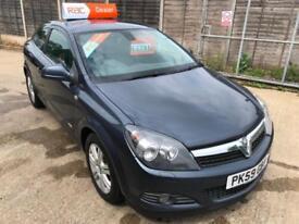 Vauxhall/Opel Astra 1.6 16v Design