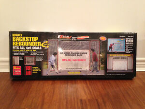 EZGoal hockey backstop - new in box