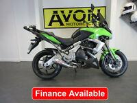 Kawasaki Versys 650 (KLE650CDF) 649cc Tourer Adventure Sport 2013MY Versys