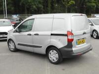 2015 Ford Transit Courier 1.5 Tdci 75PS Diesel silver Manual