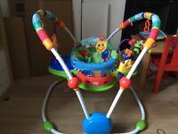Baby Einstein activity jumper (jumperoo)