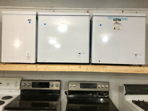 Scratch & Dent, Used, Refurbished Freezers on Clearance Sale