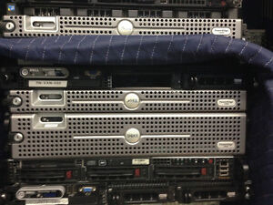 Used servers and computer for sale