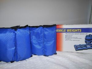 10 pound Ankle Weights