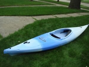 KAYAK, ACADIA SCOUT BY PERCEPTION, VERY GOOD CONDITION