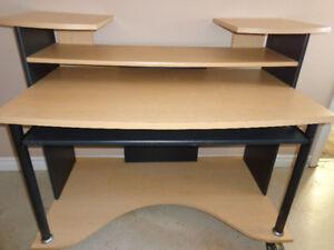 Meuble ordinateur bureau en gros meubles d ordinateur bureau en