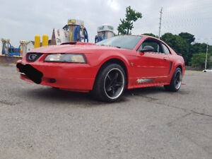2003 Ford Mustang - V6-3.8 - Great Condition - Currently drives