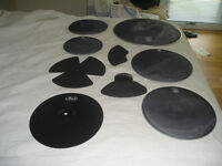 Pearl Muffle Drum Heads