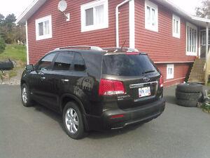 2011 Kia Sorento SUV, Crossover