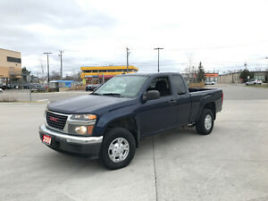 2008 GMC Canyon, 4 door, 4x4, Auto, Certify,3/Ywarranty availabl