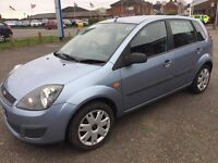 Ford Fiesta 1.2 2007 Facelift Model + Only 1 previous Owner from New.