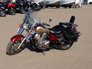 2000 Honda Shadow Deluxe