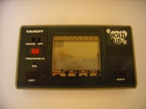 Hold Up, handheld electronic game