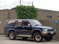 TOYOTA HILUX SURF 3.OTD AUTOMATIC+LOW MILES+