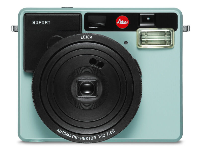 New Leica Sofort Instant Film Camera Mint Fuji Fujifilm Inst