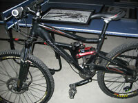CANONDALE MOUNTAIN Bike!!!! GREAT shape! full suspension!