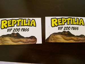 Two VIP Tickets