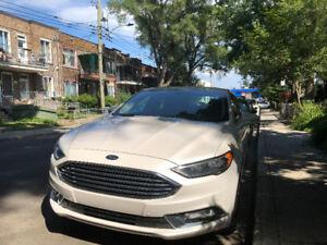 Ford Fusion Titanium 2017 AWD