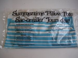 Summertime Pillow Tote West Island Greater Montréal image 1