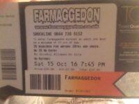 4 Farmageddon Tickets