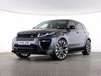 2016 Land Rover Range Rover Evoque 2.0 TD4 SE Tech 4x4 5dr (start/stop)