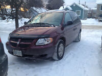 2003 Dodge Caravan Minivan, Van SAFETIED
