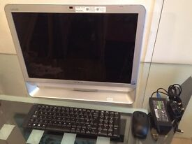 Sony laptop all in one Vaio vgc-js1e
