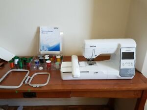 Embroidery machine Brother Innovis NS 1150