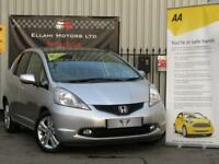 Honda Jazz 1.4 I-VTEC EX 5 Door Manual Petrol 2011