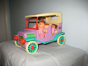 CABBAGE PATCH MUSICAL CAR