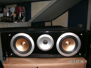 pure acoustics centre channel  QX900C