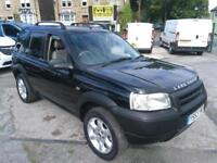 2003 LAND ROVER FREELANDER 1.8 Kalahari Station Wagon 5dr