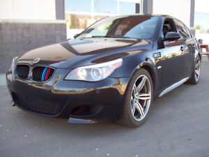 2006 BMW M5 V10 SMG! Only 149448km! The Ultimate Driving Machine