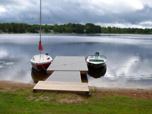Beautiful Waterfront Home/Cottage on Chain of 3 Lakes!