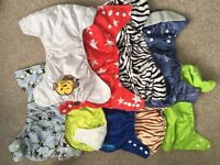 Various Pocket Nappies