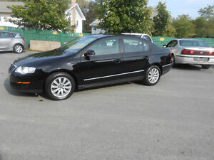 2010 VOLKSWAGEN PASSAT 4 DOOR SEDAN 0NE YEAR WARRANTY INCLUDED