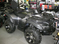 TGB Blade 1000LT Deluxe Titanium Road Legal Quad EUR0 4 2017 67 reg