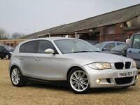 BMW 120 2.0TD 2006MY d M Sport