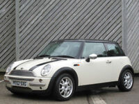 2002/52 MINI COOPER 1.6 HATCH - GREAT FUN - FULL HISTORY !!