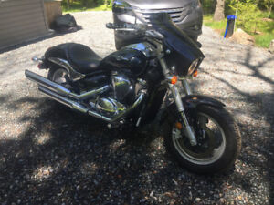 2010 Suzuki M50 Boulevard, 800cc - Excellent condition