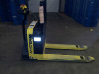 HYSTER PALLET JACK - GREAT CONDITION