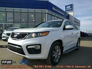 2013 Kia Sorento SX EX+ V6 AWD navigation leather 7 passenger