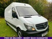 Mercedes Sprinter 313Cdi 2.1Td 3.5t. LWB High Roof, Nice Drive, Very Clean