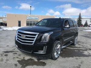 2019 Cadillac Escalade Premium Luxury  -  Navigation