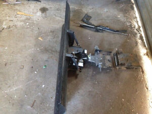 Kimpex atv plow and hardware