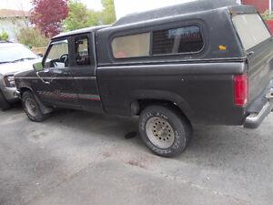 1990 Ford XLT Pickup Truck restore it okay